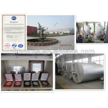 Conjunto de equipamentos de biodiesel