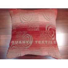 Jacquard Chenille para tecido de almofada de decoração de casa