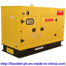 Gerador diesel silencioso do serviço pesado (BU30KS)