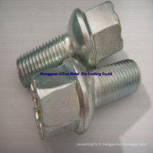 Pièces de tour CNC avec SGS, ISO9001: 2008, RoHS