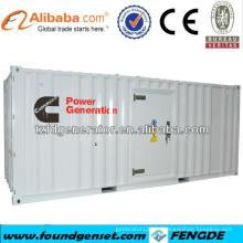 CE genehmigt 800KW magnetischen Generator Preis