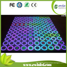 LED Interactive Dance Floor for Wedding Stage