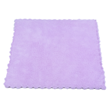 Wholesale Microfiber Coral Fleece Custom Hand Towel