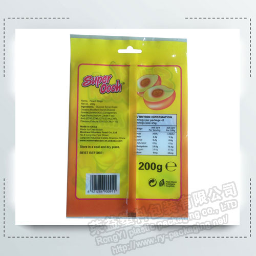 Snack Food Sealing Packaging Bags