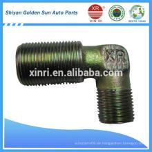 Dongfeng Lkw-Teile Carbon Stahl Rohrverschraubung