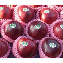 90% красный цвет свежий Huaniu Apple