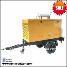 16kW / 20kVA Conjunto de generación diesel de remolque
