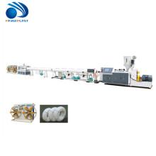 PERT + Leim + EVOH drei Schichten Rohrmaschine für das Fußbodenheizungsrohr