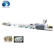 PERT+glue+EVOH three layers pipe making machine for the floor heating pipe