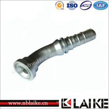 45 Degree Elbow SAE Hydraulic Flange Fitting