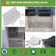 Hexagonal Galfan Wire Gabion Basket with Ce Certificate