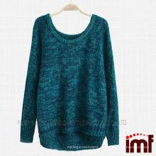 Дизайн вязаных шерстяных свитеров