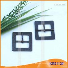 Innengröße 20mm Metallschnallen für Schuhe, Tasche oder Gürtel KR5112