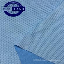 home textile cold feeling polyester nylon bird eye fabric