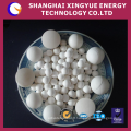 92% high alumina ceramic grinding ball for industry and refractory ball materials