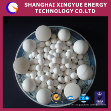 Keramikkugel 90% hoher Aluminiumoxid für reibenden Ball