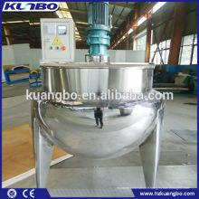 Zhejiang acier inoxydable équipement électrique veste de chauffage bouilloire