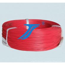 Alambre de acero galvanizado PVC / PVC del alambre