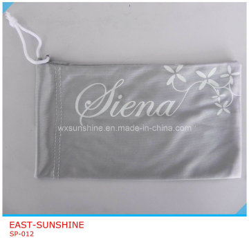 Microfiber Sunglasses Cleaning Pouch (SP-012)