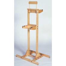 Оптовая деревянный Дисплей стойки Стеллаж для выставки товаров MDF