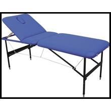 Hot Sale Metal Portable Massage Table (MT-1) Acupuncture