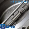 DIDTEK Dual Plate Lug Wafer Check Valve