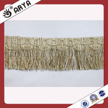 Elegant fashion brush fringe for sofa,pillow,curtain