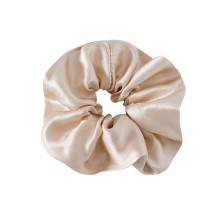 Scrunchie de seda pura 100% ecologicamente correto e de alta qualidade