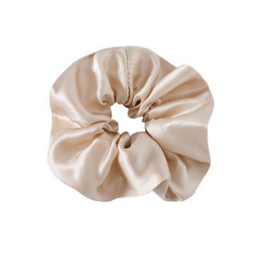 Chouchou 100% pure soie écologique personnalisé de haute qualité