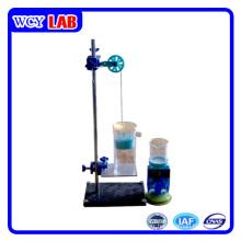 Dispositif d'expérimentation de la loi de la flottabilité pour le laboratoire numérique Weichengya
