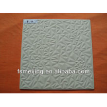 bandeja de cerámica refractaria para mosaico