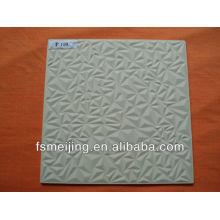 plateau en céramique réfractaire pour mosaïque