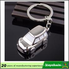 Brinquedo educativo da criança do metal do carro de Keychain