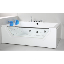Two Persons Acrylic Indoor Masage Bathtub (JL 825)
