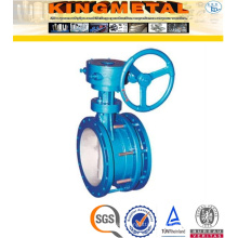 Dn150 Wcb Water Type Butterfly Valve Manufacturer