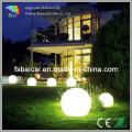 Lumière LED en forme de boule pour piscine Jardin extérieur