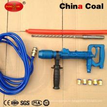 Perforadora neumática neumática de la percusión del aire del compresor portátil Handheld Qcz-1