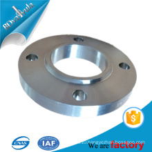DIN 2576 Slip On flange carbon steel stainless steel FF RF flange
