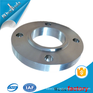 DIN plate carbon steel pipe flange stainless steel flange