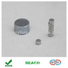 настроенный размер цинка покрытие неодимовый магнит