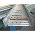 Soudage Galvanisé Câble électrique Tray Roll Forming Making Machine Philippines