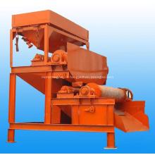Séparateur magnétique de tambour pour usine de traitement de sable de rivière