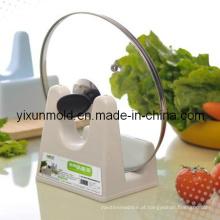 2015 modelagem por injeção plástica feita sob encomenda da cremalheira do potenciômetro da cozinha do OEM quente das vendas