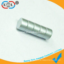Ímã diferente do cilindro da barra do revestimento de superfície