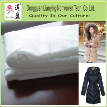 High Soft Washable Polyester Padding for Jacket / Quilt