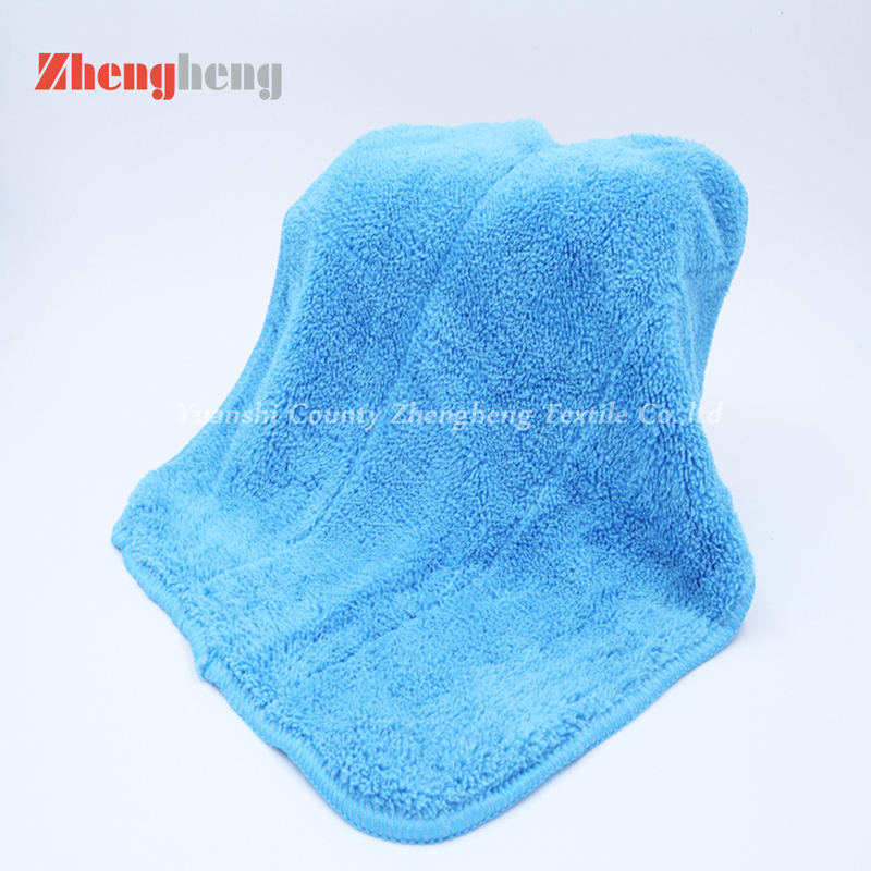 Polyester Coral Fleece Towel (6)