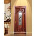 Heißer Verkauf neue Design Handwerker Eingang Französisch Türen mit Sicherheitsglas