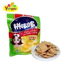 Chinese Fried Snacks Style Beef Flavor Potato Chips