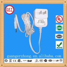 adaptador de corrente alternada 1.2a 5v