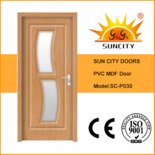 High Quality PVC Interior Doors